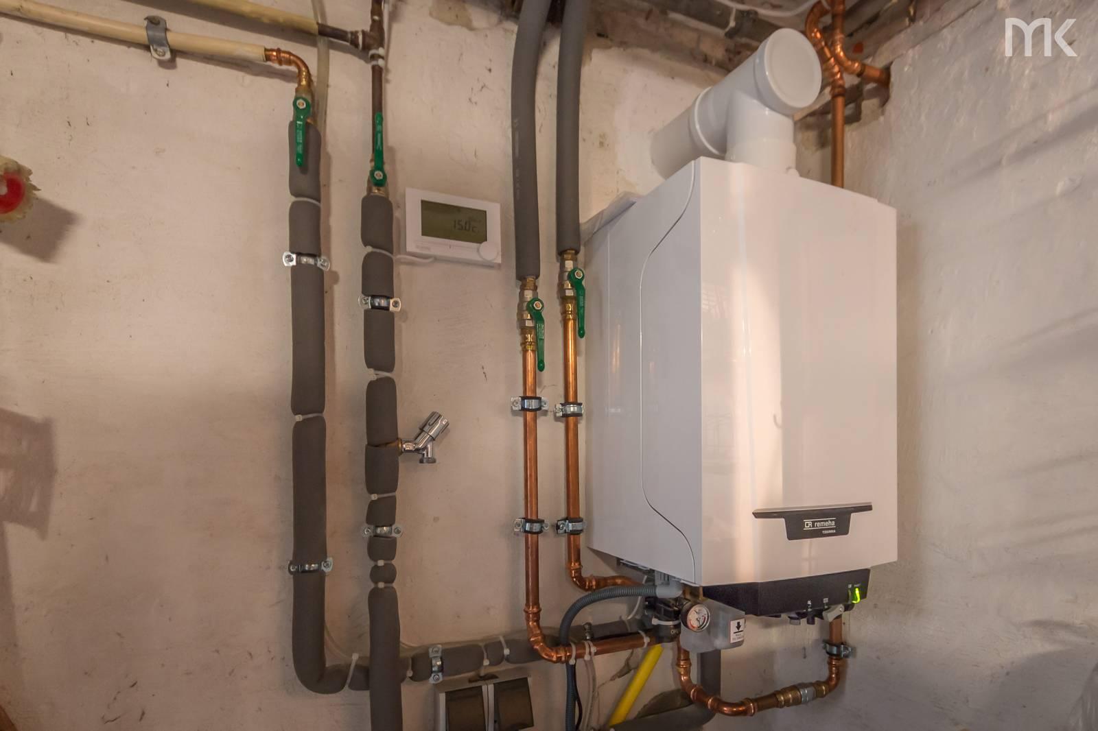 Großzügig Wie Funktioniert Gas Zentralheizung Fotos - Schaltplan ...